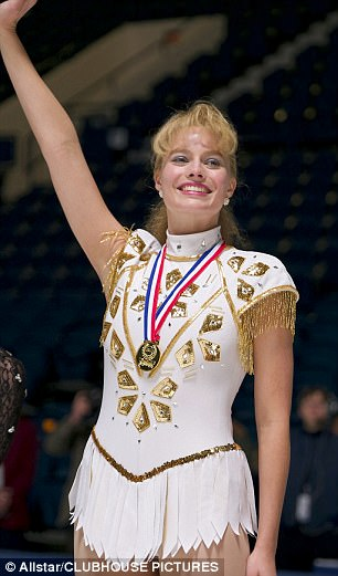 REVEALED: How Margot Robbie's unwavering determination to be a star propelled her from local soap actress to Academy Award nominee. Pictured: In her Oscar-nominated film I, Tonya