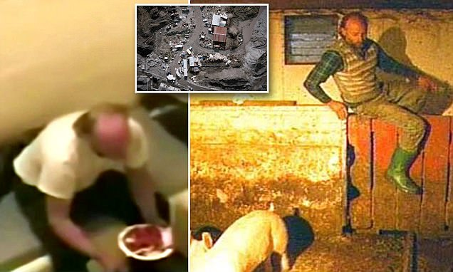 Documentary examines crimes of pig farmer serial killer