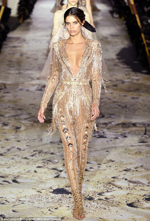 Kate Hudson Zuhair Murad Couture