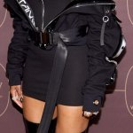 Ciara Turns Up the Heat at the Pre-Grammy Party in NYC