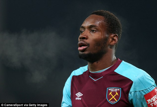 West Ham striker Diafra Sakho resumes talks with Rennes over potential £9million move
