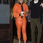 Rita Ora Rock Five Different Outfits In NYC