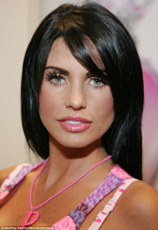 Katie Price confesses plastic surgery 'f**ked up' her face ...