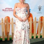 Margot Robbie Stuns at the Peter Rabbit premiere in LA