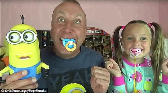 By the end of last year YouTube said it had removed more than 50 user channels and has stopped running ads on more than 3.5 million videos since June. One of the deleted videos was the wildly popular Toy Freaks YouTube channel featuring a single dad and his two daughters