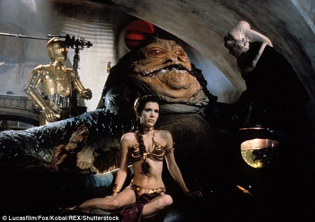 O'Leary told police that he had deviant fantasies of raping women since he was 5 years old. He said his elaborate assault schemes were to him a form of 'rape theater' inspired by the Stars Wars movie, particularly the scene where Jabba the Hutt chains a scantily clad Princess Leia