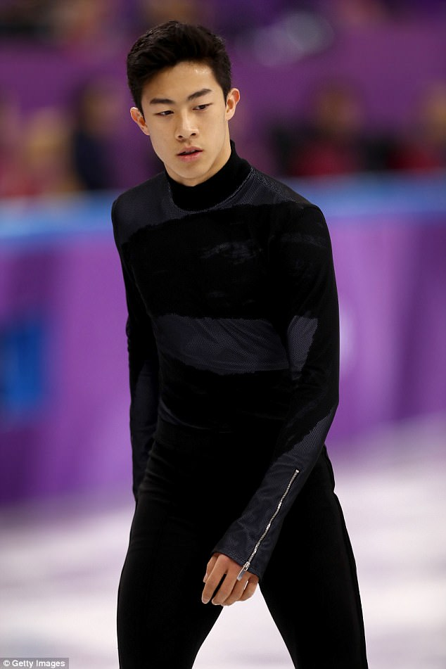 Image Result For Nathan Chen Olympics