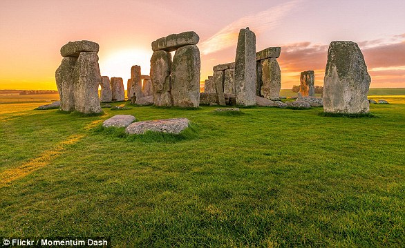 Stonehenge, the most famous prehistoric structure in Europe, possibly the world, was built by Neolithic people, and later added to during the early Bronze Age