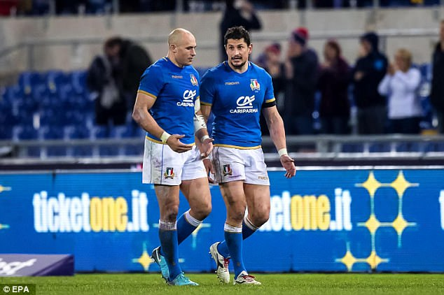 Sergio Parisse has hailed head coach Conor O'Shea for handing him a new lease of life