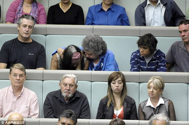 Indigenous Australians filled the galleries to hear Kevin Rudd's apology in 2008