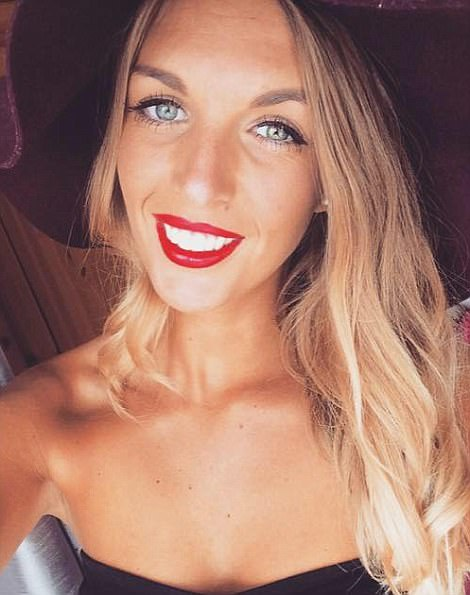 Becky Dobson, 27, was killed in the horrifying crash alongside two other Brits