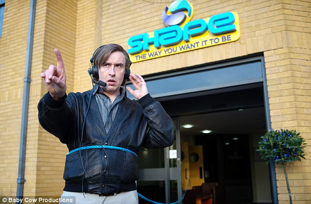 Partridge starred in his own film called Alpha Papa in 2013, which grossed more than £7million