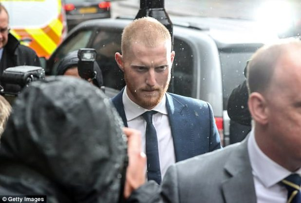 The ECB said Stokes will be ready for training with the England side from February 16