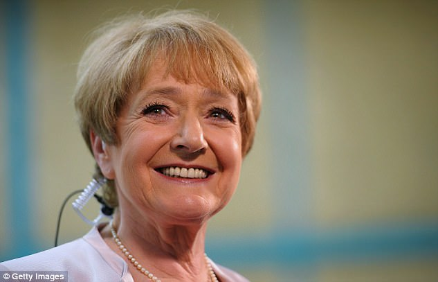 Margaret Hodge, then chairwoman of the Commons spending watchdog, said there was 'gross incompetence' in the way the BBC handled the golden handshakes