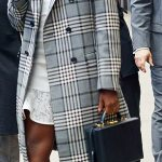 Lupita Nyong'o Chic Style In New York