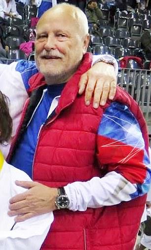 Former spy Jan Sarkocy
