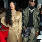 Cardi B Show Off Gift From Boo,Offset