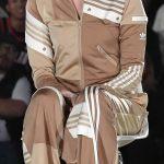 Karlie Kloss rock Adidas Tracksuit in Los Angeles