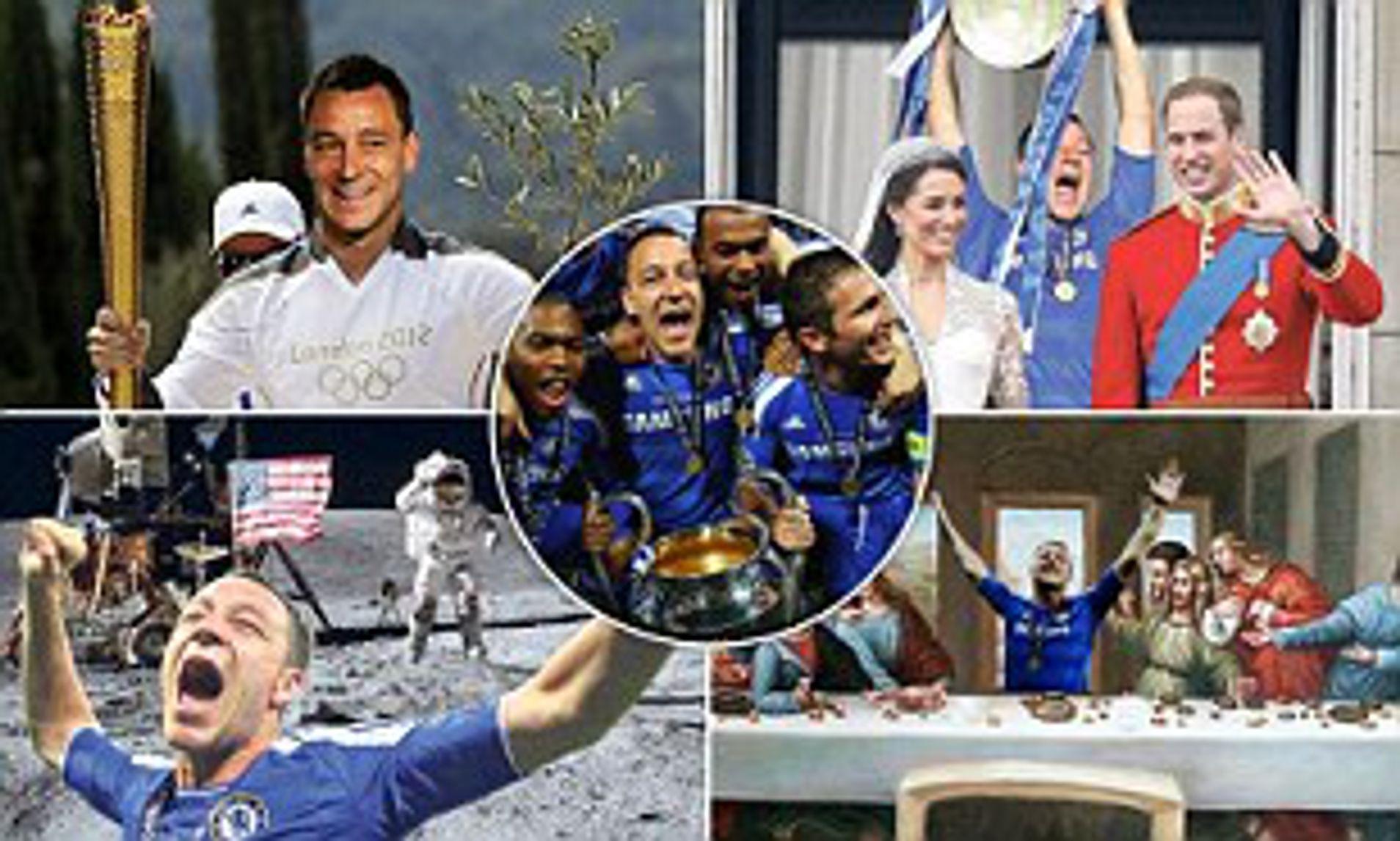 Premier League Jose Mourinho Walks Down Chelsea In A Tottenham