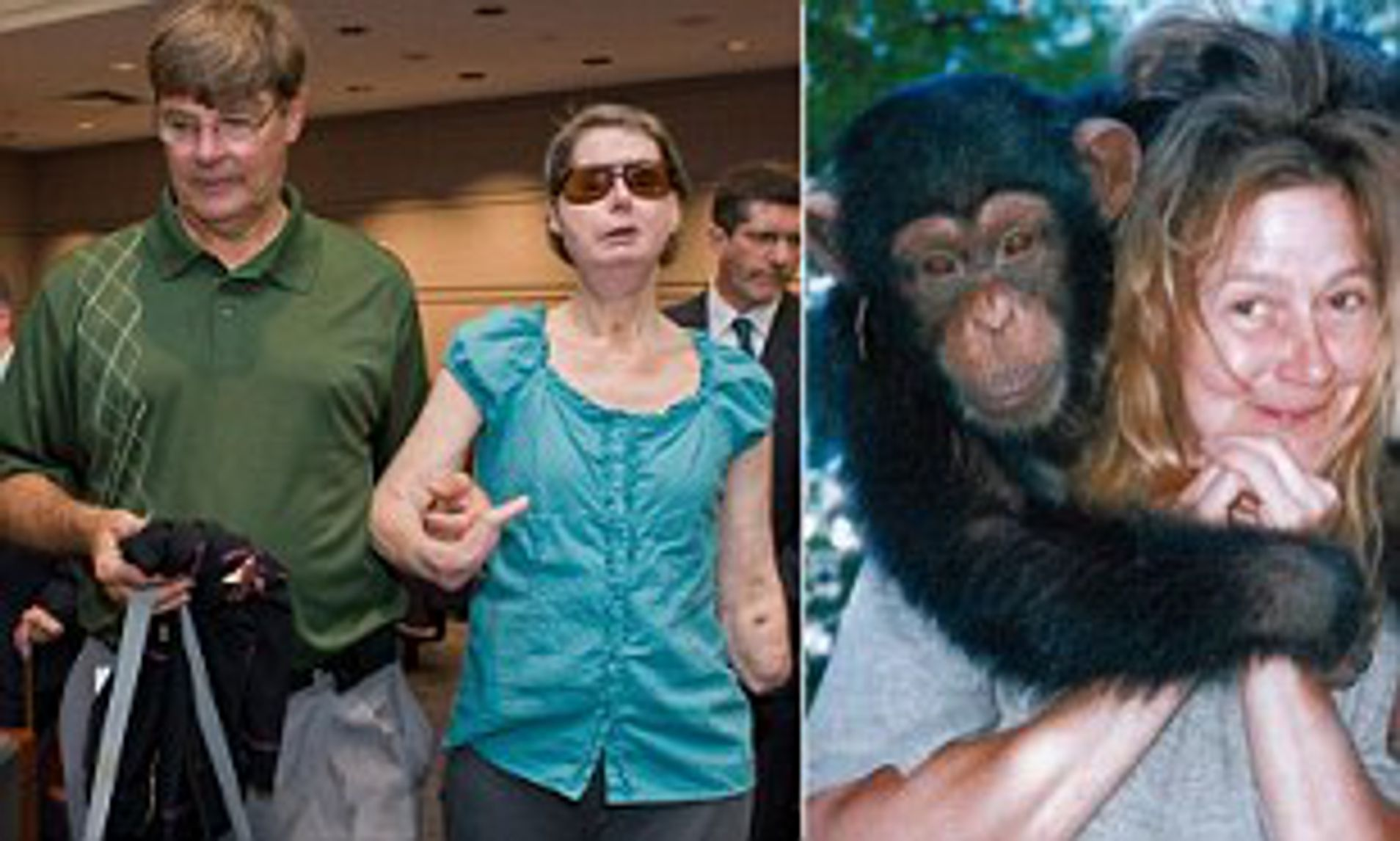 Charla Nash Lawsuit Owner Of Chimp Describes Bizarre Life With Chimp As Court Battle Begins Daily Mail Online