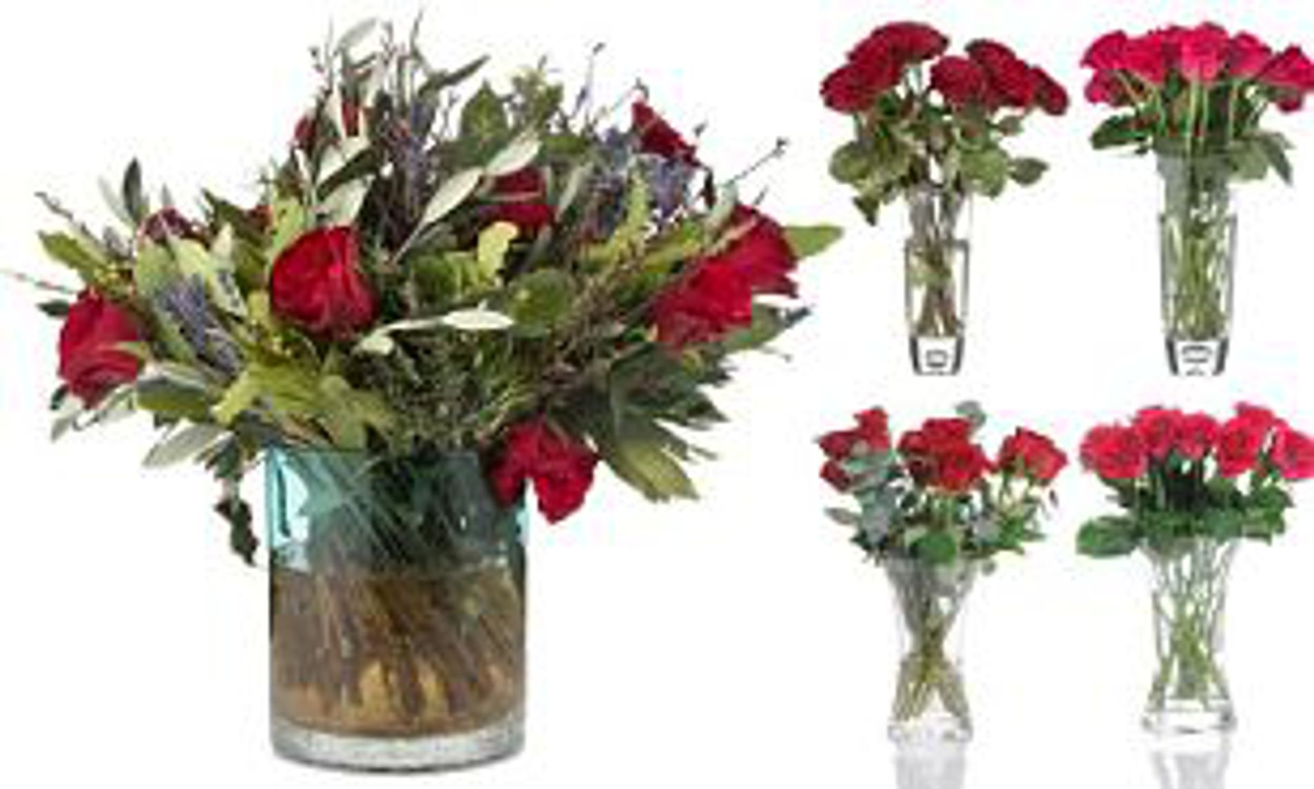 How Long Will Your Valentine S Roses Last We Put Eight Bouquets