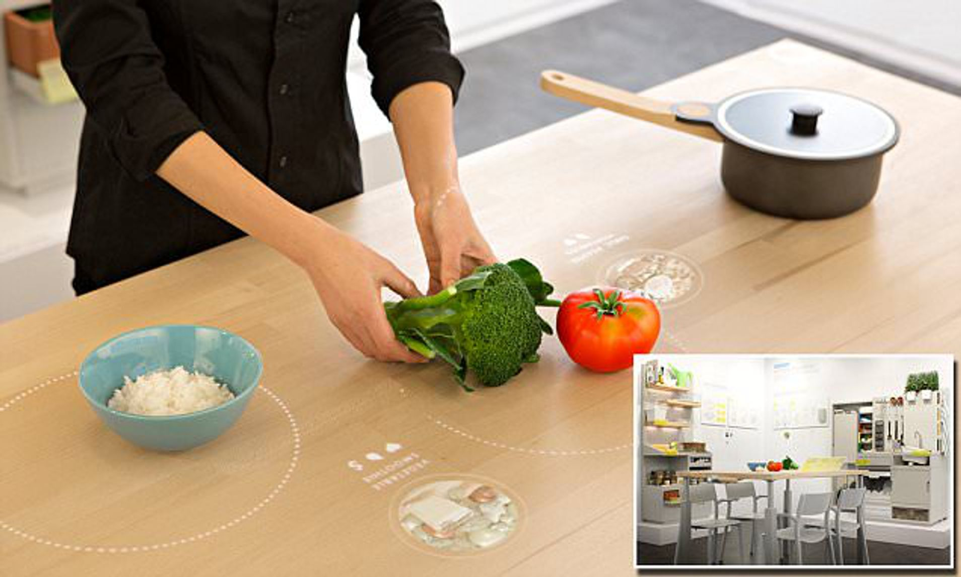 Ikea Reveals Its Vision For The Kitchen In 2025 Daily Mail