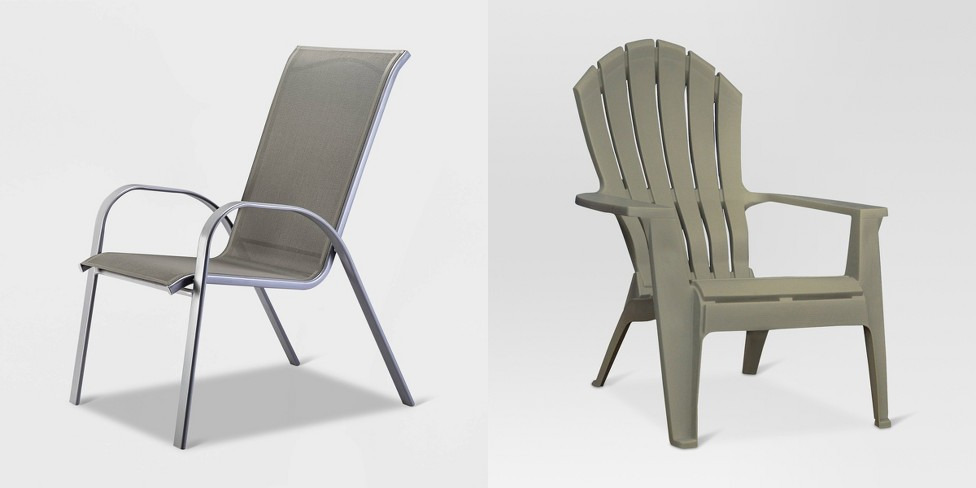 threshold sling stacking patio chairs