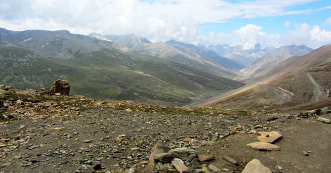 At-the-top-of-Babusar-Pass. -Photo by author