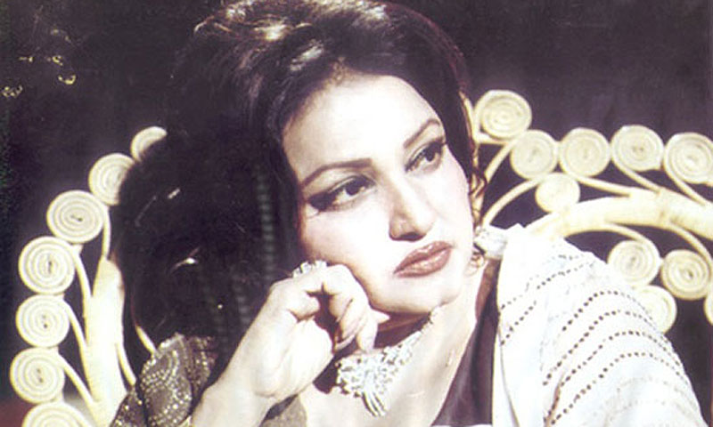 Madam Noor Jehan.-File