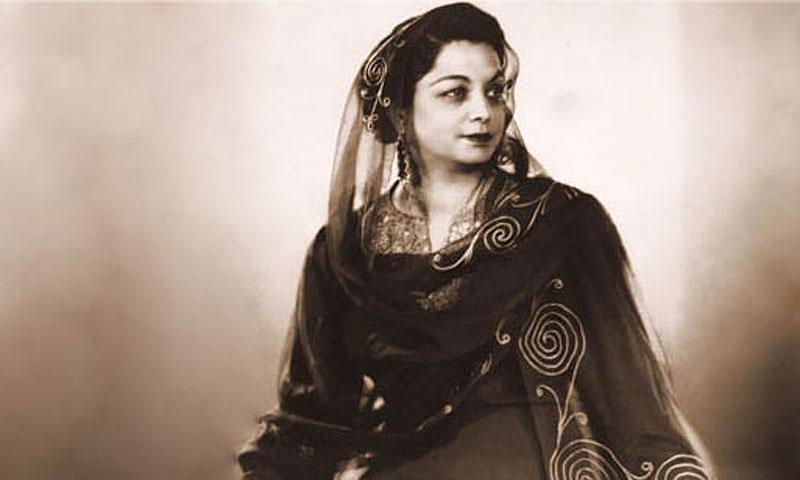 Begum Raana Liaquat Ali Khan. -File
