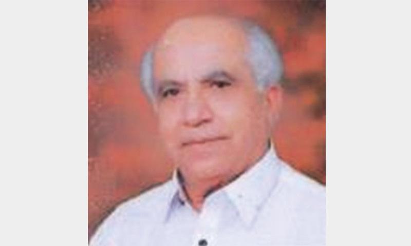 Dr Sikander Mandhro