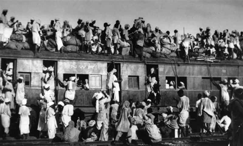 Image result for partition, india, pakistan