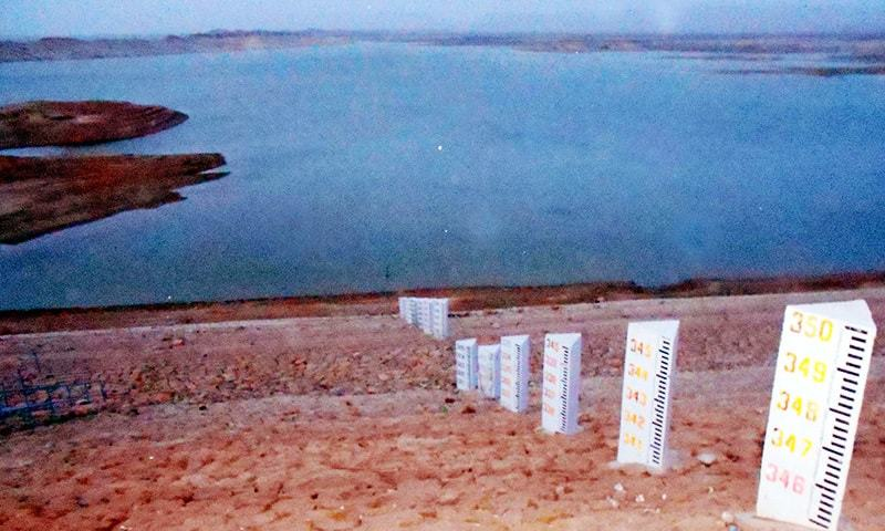 Pakistan's water storage capacity is currently just 30 days, a quarter of what neighbouring India says is needed.  — PPI