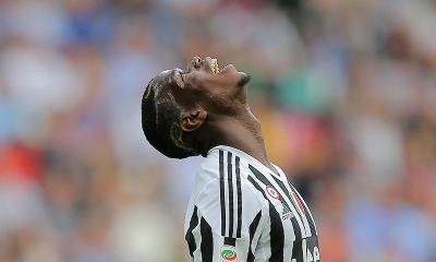 """""""This is the right club for me to achieve everything I hope to in the game,"""" said Pogba. — AFP/File"""