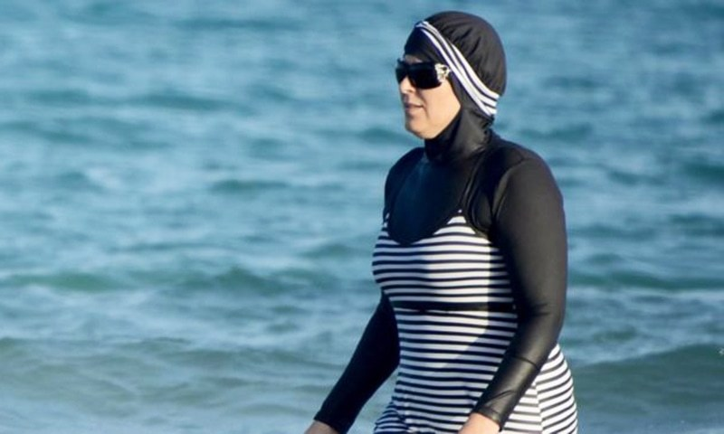 The burkini ban robs Muslim women of their agency to wear what they want as well as their agency to openly practice their faith. — AFP