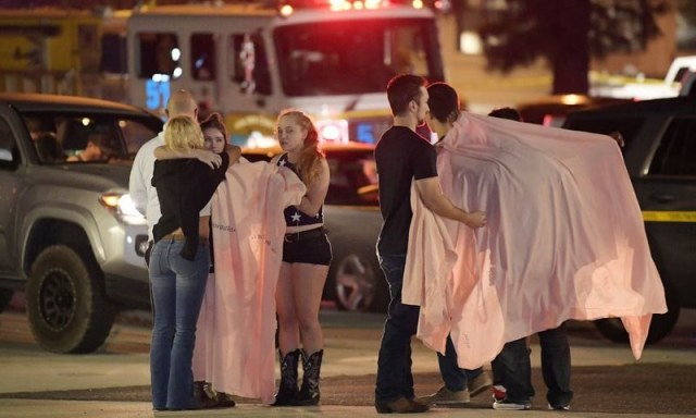Image score for Gunman kills 12 at California bar packed with students