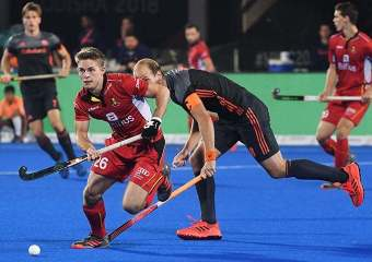 Belgium have to beat Netherlands 3-2 to win their first world title for the World Cup - DAWN.com