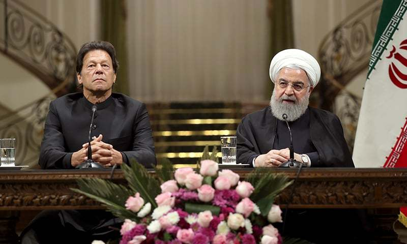 Image result for rouhani and khan