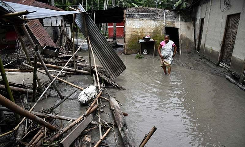 Photo of Floods, landslides depart scores lifeless throughout Nepal, India – World