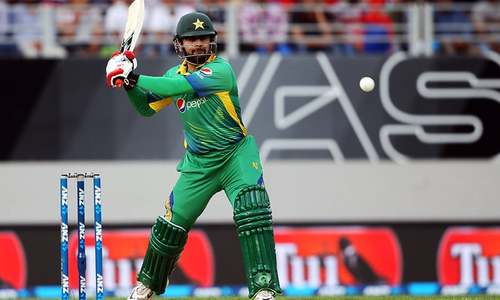 Image result for Ahmed Shehzad sacked as captain of departmental team