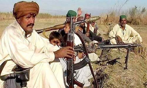 Image result for Rojhan, Rajanpur district, armed gangs, photos