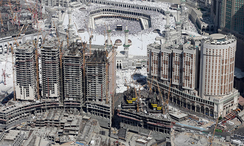 Hotels In Makkah Near Haram  Stars