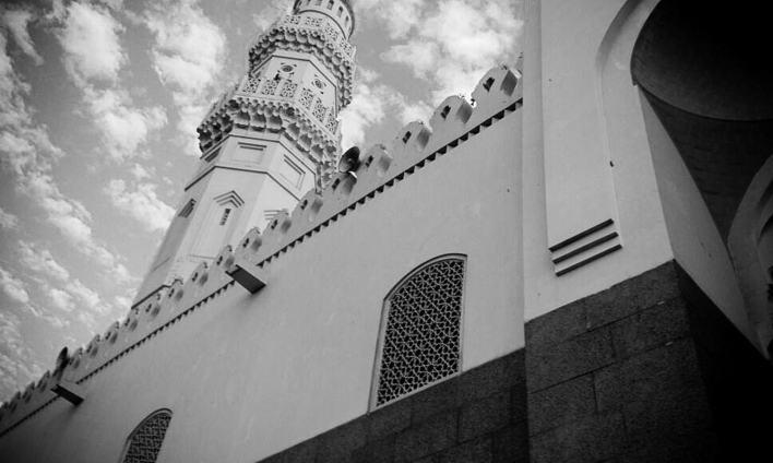 تاریخی مسجد قبا