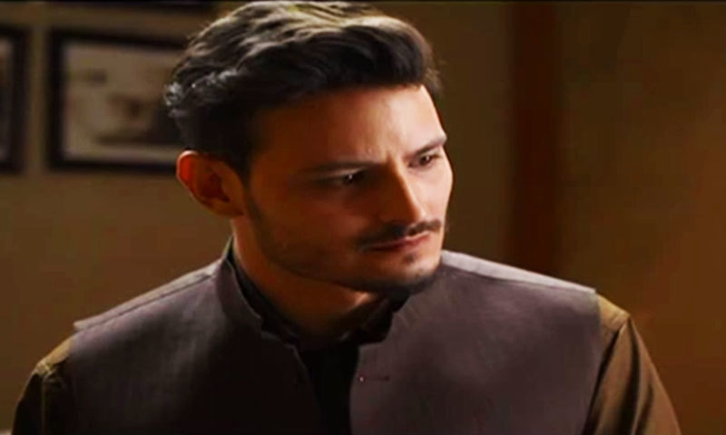 Osman Khalid Butt as Wali in Diyar-e-Dil
