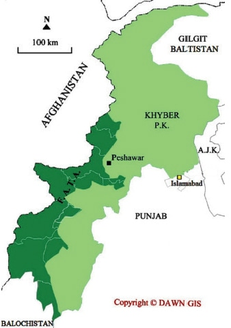 A map of Fata.