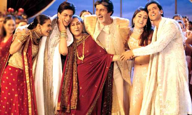 Indian Middle Class Joint Family