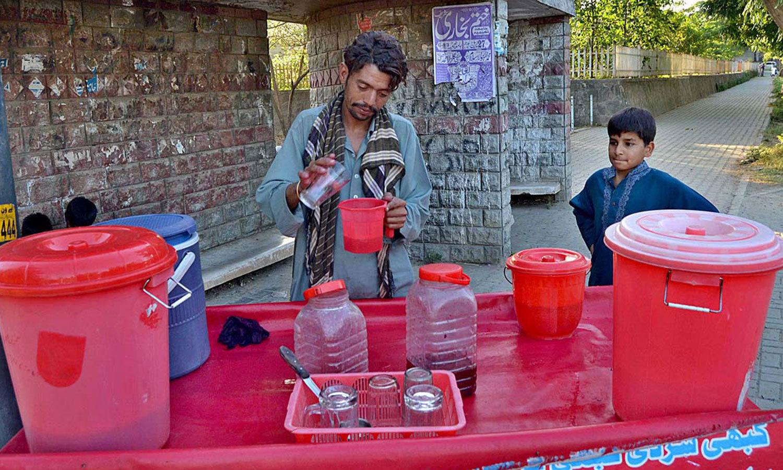 پاکستان میں اس دن کو منانے کا آغاز ذوالفقارعلی بھٹوکے دورحکومت میں ہوا تھا— اے پی پی فوٹو