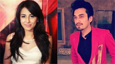 Think Ushna and Uzair will have chemistry onscreen? We'll just have to wait and watch