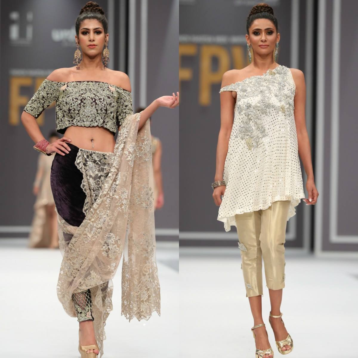 Rozina Munib's designs were unimaginative and required better finishing