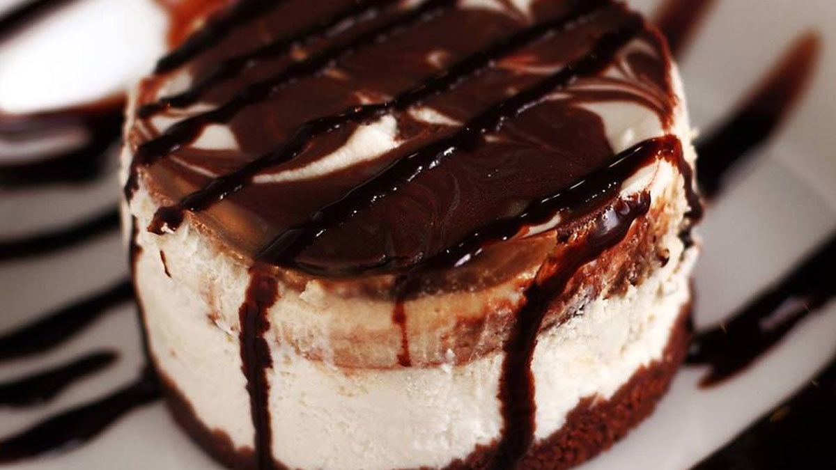 Espresso's Mars cheesecake is well worth the calories. Photo: Espresso/ Facebook